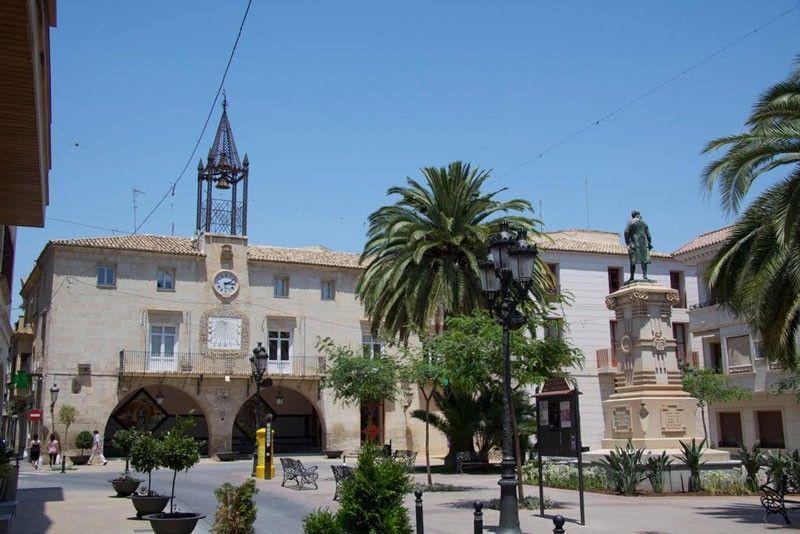 Ayuntamiento de Novelda Ayuntamiento-de-Novelda INICIO