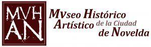 Ayuntamiento de Novelda Logo-MvHAN-300x93 Museo Histórico-Artístico de la ciudad de Novelda