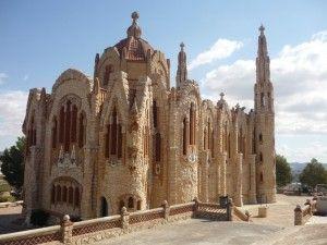 Ayuntamiento de Novelda Santuario-Santa-María-Magdalena INICI