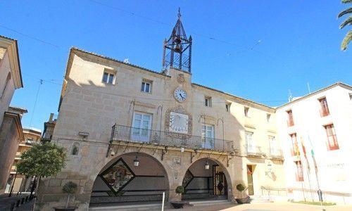 Ayuntamiento de Novelda AYUNTAMIENTO INICIO