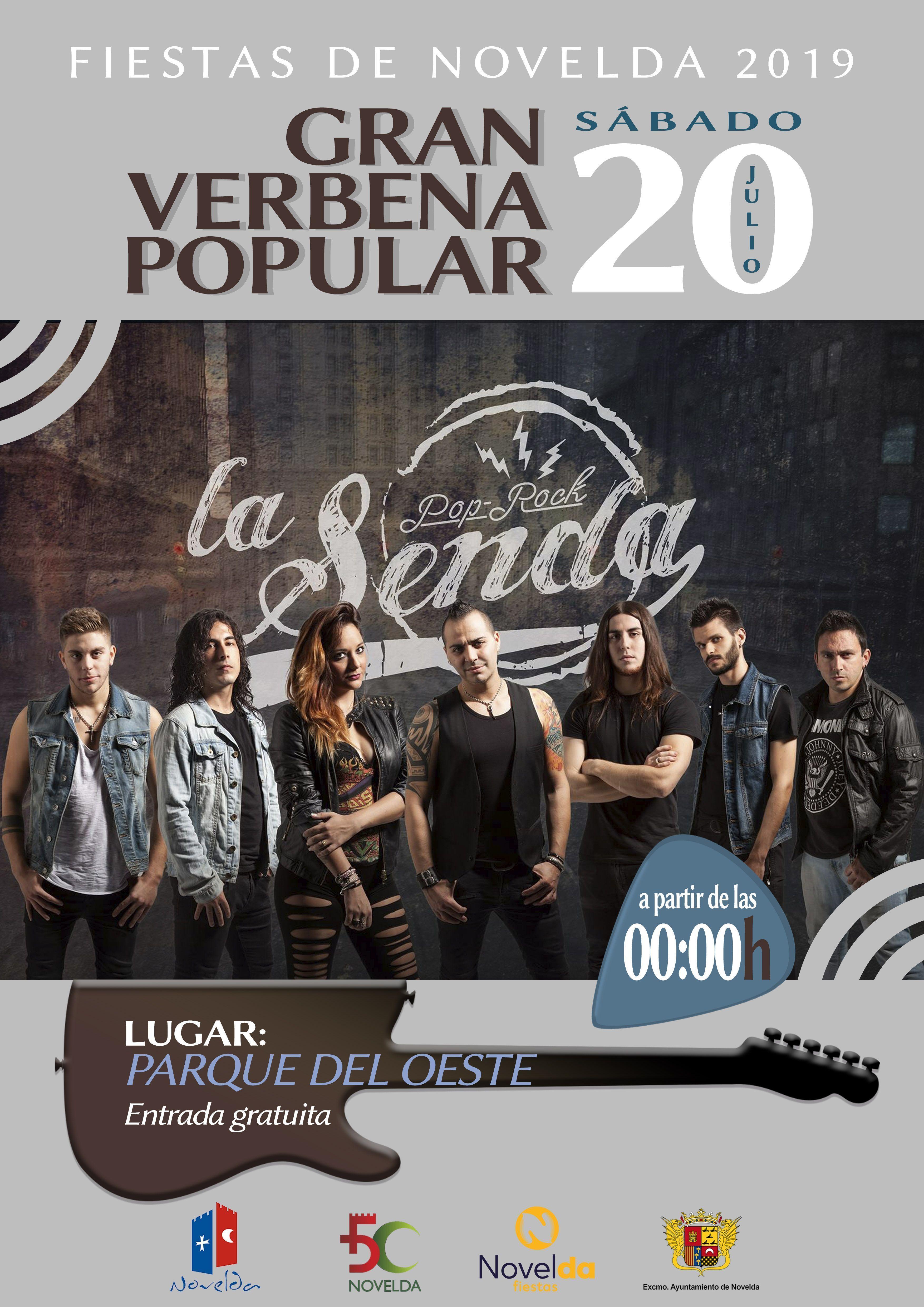 Ayuntamiento de Novelda GRAN-VERBENA-20-J Verbena Popular