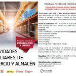 Ayuntamiento de Novelda Cartel-Curso-150x150 El Casal de la Juventud acoge el curso Actividades Auxiliares de Comercio y Almacén