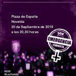 Ayuntamiento de Novelda Cartel-web-150x150 L'Ajuntament se suma a la Nit Violeta Feminista