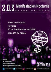 Ayuntamiento de Novelda cartel-noche-violeta-215x300 Igualdad