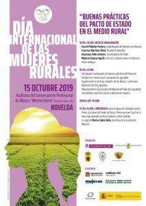 Ayuntamiento de Novelda Cartel-Mujer-Rural-1-213x300 Igualdad