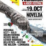 Ayuntamiento de Novelda Cartel-SOS-Festival-150x150 Novelda albergarà el primer SOS Vega Baja Rock Festival