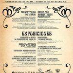 Ayuntamiento de Novelda Cartel-web-1-150x150 Exposicions i presentacions de llibres en la tercera edició de Novelda Modernista