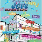 Ayuntamiento de Novelda Cartel-web-150x150 Fin de Semana de Puertas Abiertas en el Casal de la Joventut