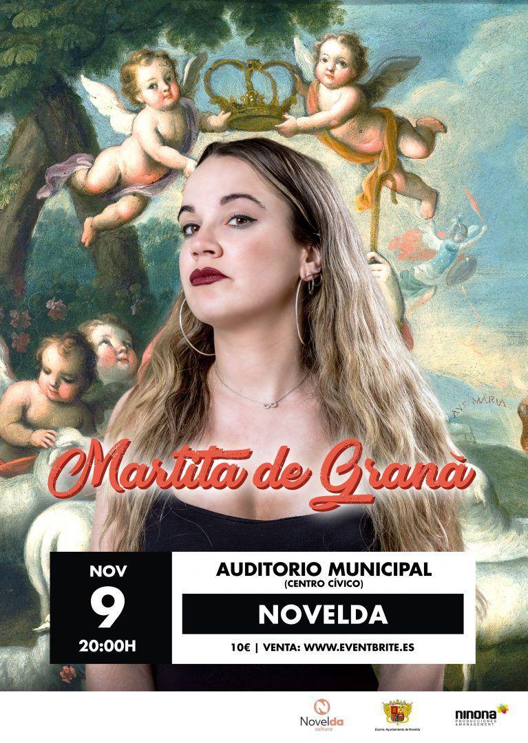 Ayuntamiento de Novelda Martita-de-Graná-en-Novelda-A3 Actuación Martita de Graná