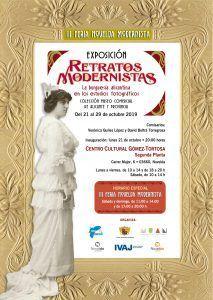 Ayuntamiento de Novelda cartel-expo-retratos-modernistas-213x300 Agenda turística