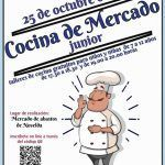 Ayuntamiento de Novelda cartel-ok-150x150 El Mercado  acoge un taller de cocina infantil