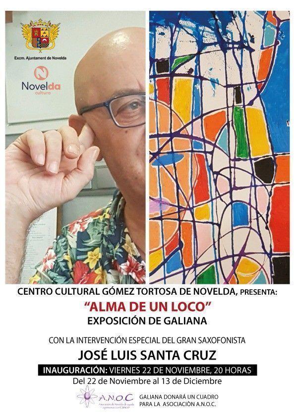 Ayuntamiento de Novelda ALMA-DE-UN-LOCO Actuación Martita de Graná