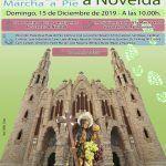 Ayuntamiento de Novelda cartel-marcha-150x150 Deportes y el Club Atlético Novelda Carmencita organizan la Carrera del Pavo y la tradicional Marcha a Peu
