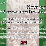 """Ayuntamiento de Novelda Cartel-Expo-Novelda-Democr-BR-150x150 El Centre Cultural Gómez-Tortosa acull l'exposició """"Novelda: primer Ajuntament democràtic"""""""