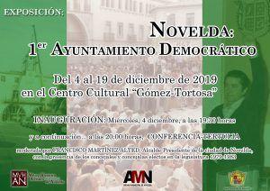 Ayuntamiento de Novelda Cartel-Expo-Novelda-Democr-BR-300x212 Exposición Novelda: Primer Ayuntamiento Democrático