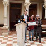 Ayuntamiento de Novelda Entrega-cheques-2-Ayto-150x150 El Ayuntamiento entrega los cheques de la subvención municipal a las asociaciones sociosanitarias