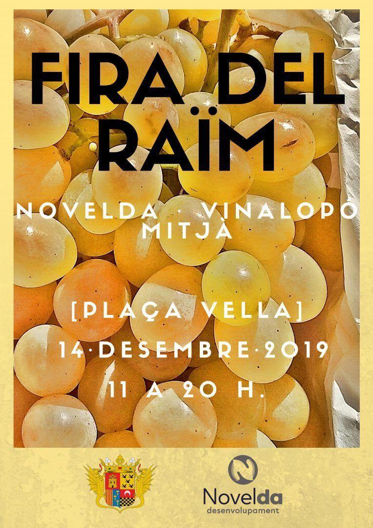 Ayuntamiento de Novelda Feria-uva VII Feria de la Uva