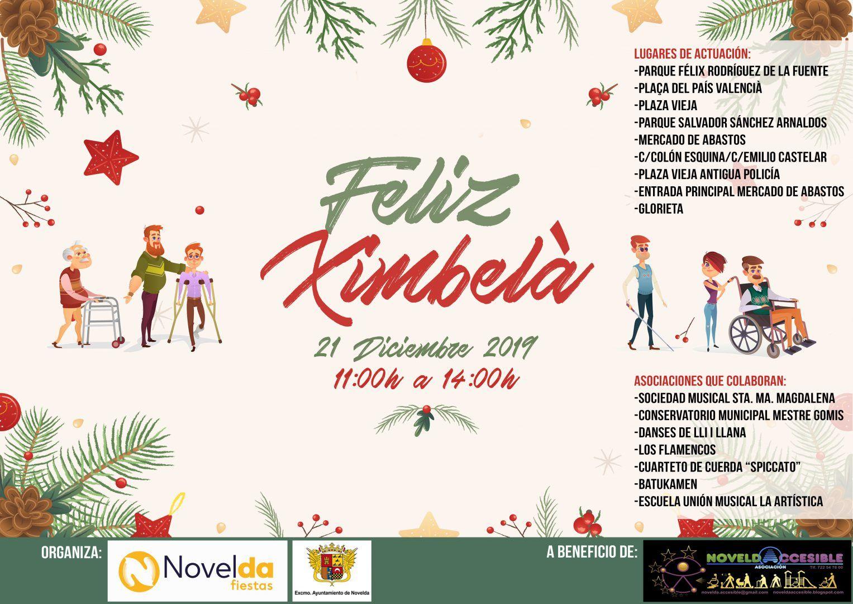 Ayuntamiento de Novelda ximbela Ximbelà
