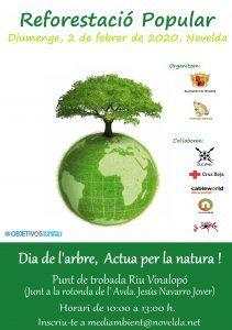 Ayuntamiento de Novelda 2020-Reforestació-2-211x300 Reforestación Popular
