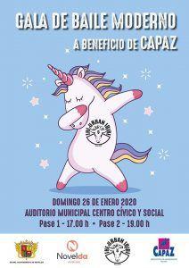 Ayuntamiento de Novelda 82515904_1027736567626231_5524107346076237824_o-212x300 Gala de Baile Moderno a beneficio de CAPAZ