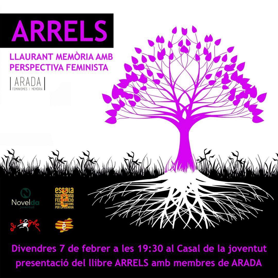 Ayuntamiento de Novelda LIbro-Arrels Presentació del llibre ARRELS