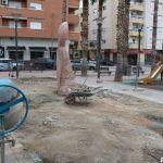 Ayuntamiento de Novelda 01-16-150x150 Manteniment de Ciutat retira l'estructura piramidal del Parc 1r de Maig