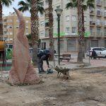 Ayuntamiento de Novelda 03-8-150x150 Manteniment de Ciutat retira l'estructura piramidal del Parc 1r de Maig