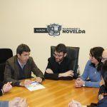 """Ayuntamiento de Novelda 04-3-150x150 L'alcalde trasllada al president de la Diputació la """"situació real"""" del municipi i els seus projectes de futur"""