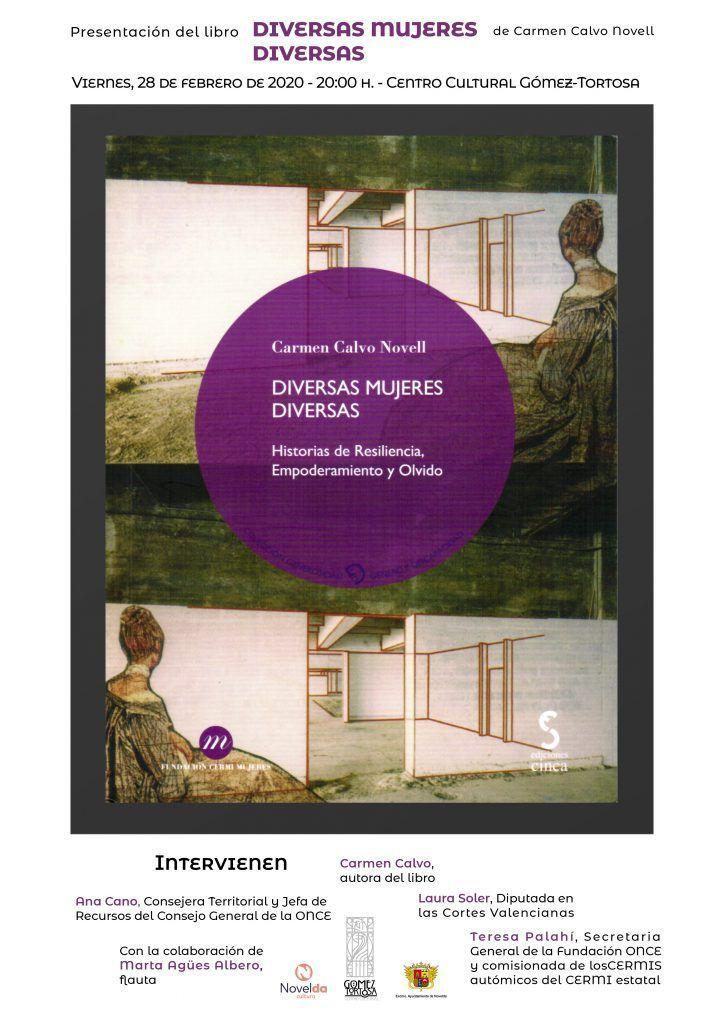 Ayuntamiento de Novelda Cartel-Diversas-Mujeres-Diversas-724x1024 III Festinovelda