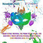 Ayuntamiento de Novelda Cartel-carnaval-jove-150x150 Cercaviles, festa i concurs de disfresses en el primer Carnestoltes Jove