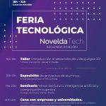 Ayuntamiento de Novelda Cartel_NoveldaTech_II_page-0001-1-150x150 El Casal acull la II Fira Tecnològica Novelda Tech