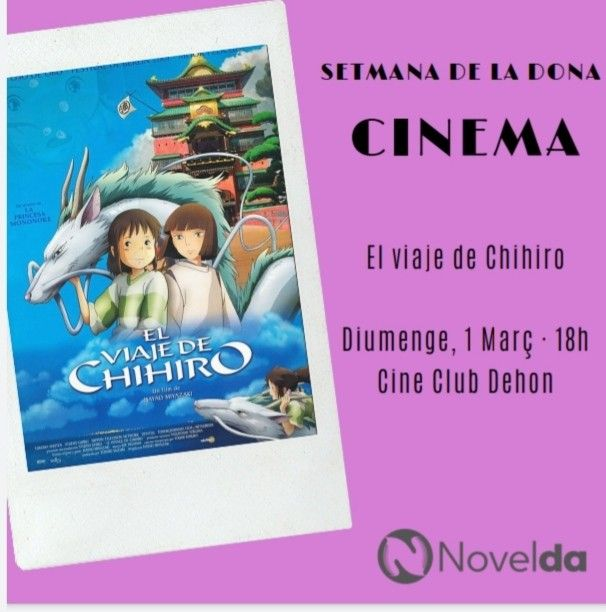 Ayuntamiento de Novelda Cine-1-val Cicle Cinema Dona