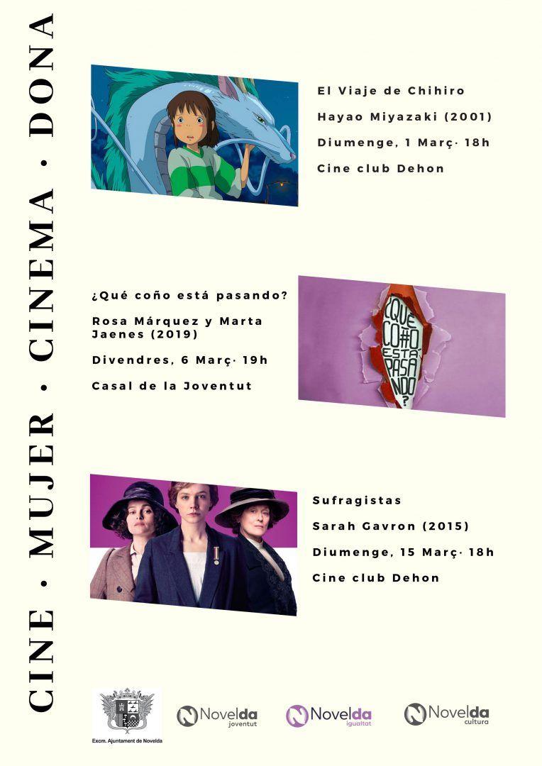 Ayuntamiento de Novelda Cine-mujer_page-0001 Ciclo Cine Mujer