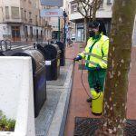 Ayuntamiento de Novelda 02-150x150 El servei de neteja viària Municipal duu a terme la desinfecció de carrers i contenidors de la ciutat