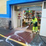 Ayuntamiento de Novelda 03-150x150 El servei de neteja viària Municipal duu a terme la desinfecció de carrers i contenidors de la ciutat