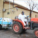 Ayuntamiento de Novelda 03-6-150x150 Los agricultores de Novelda sacan sus tractores a la calle para colaborar en las tareas de desinfección