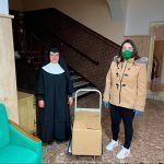 Ayuntamiento de Novelda 05-2-150x150 La regidoria de Salut entrega les primeres bates i màscares confeccionades per voluntaris