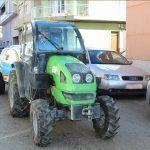Ayuntamiento de Novelda 07-1-150x150 Los agricultores de Novelda sacan sus tractores a la calle para colaborar en las tareas de desinfección