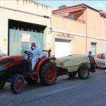 Ayuntamiento de Novelda 08-1-150x150 Los agricultores de Novelda sacan sus tractores a la calle para colaborar en las tareas de desinfección
