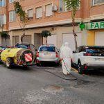 Ayuntamiento de Novelda 10-3-150x150 Los agricultores de Novelda sacan sus tractores a la calle para colaborar en las tareas de desinfección