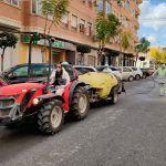 Ayuntamiento de Novelda 11-1-150x150 Los agricultores de Novelda sacan sus tractores a la calle para colaborar en las tareas de desinfección