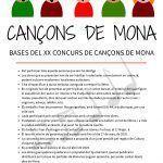 Ayuntamiento de Novelda Cartell-Cançons-de-Mona-150x150 Se convoca una nueva edición del concurso de Cançons de Mona