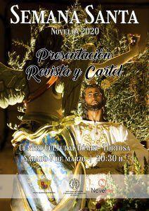 Ayuntamiento de Novelda Semana-Santa-212x300 Presentación de la Revista y Cartel de Semana Santa