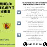 Ayuntamiento de Novelda asistencia-psico-150x150 El Ayuntamiento pone en marcha un servicio telefónico de atención psicológica