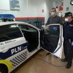 Ayuntamiento de Novelda 01-5-150x150 Desinfección con ozono en los vehículos policiales