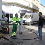 Ayuntamiento de Novelda 07-1-150x150 El alcalde traslada su agradecimiento al servicio de limpieza viaria