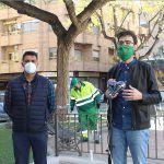Ayuntamiento de Novelda 11-150x150 El alcalde traslada su agradecimiento al servicio de limpieza viaria