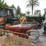 Ayuntamiento de Novelda 02-2-150x150 Se inician las obras de accesibilidad de la entrada al Polideportivo Municipal y su cafetería