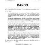 Ayuntamiento de Novelda Bando-150x150 Medio Ambiente pone en marcha una campaña informativa para la limpieza de solares y parcelas