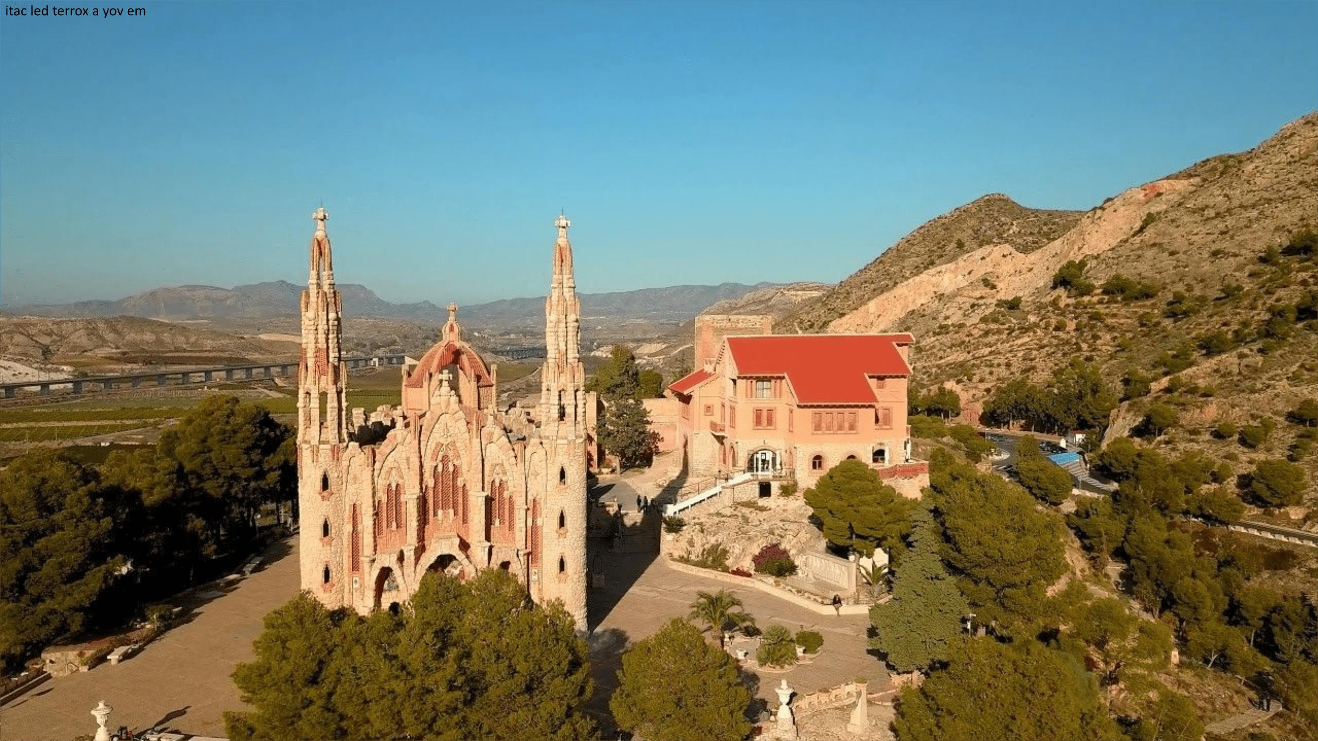 Ayuntamiento de Novelda Santuario_Santa_Maria_Magdalena_ar Santuario de Santa María Magdalena